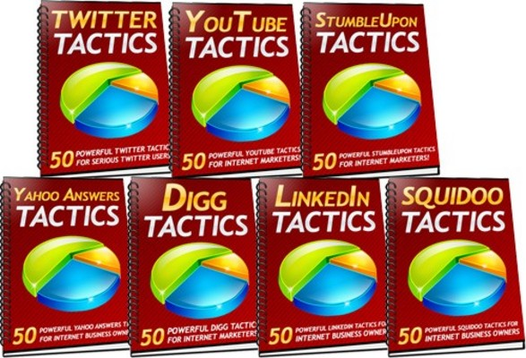 Product picture Take advantage of high traffic social media 7 reports&topics